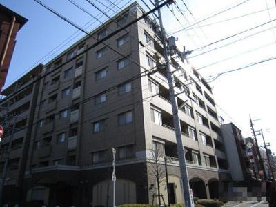 【外観】ローレルコート高倉