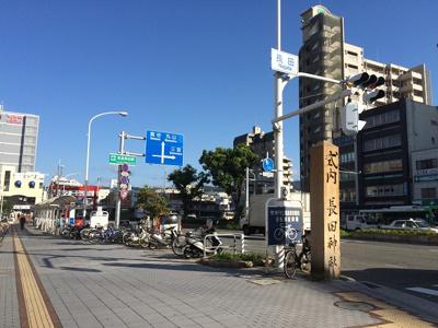 【外観】リーフェ細田町
