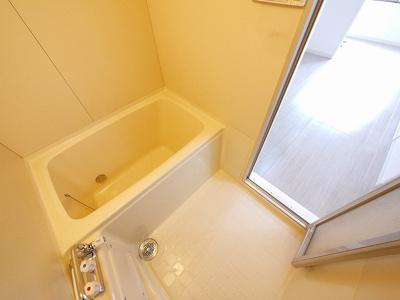 【浴室】フルール・ド・新大宮