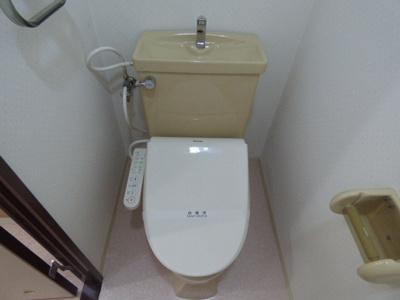 【トイレ】ベラディール1