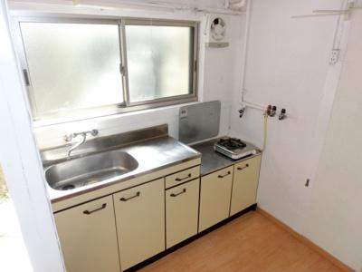 【キッチン】オリーブハウス