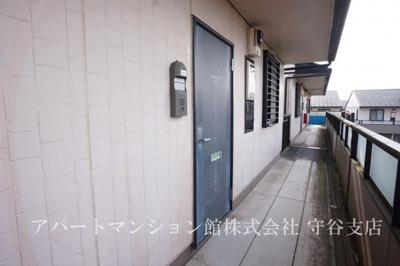 【玄関】グリーンフィールドA