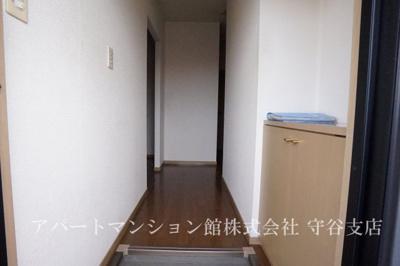 【寝室】グリーンフィールドA