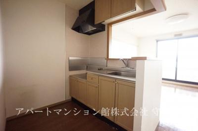 【キッチン】グリーンフィールドA
