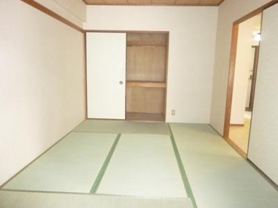 【寝室】グランパリス国分
