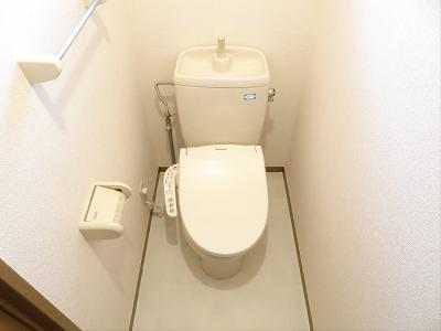 【トイレ】ソレイユ