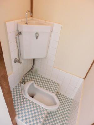 【トイレ】長者ハイツ