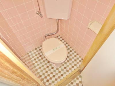 【トイレ】船橋町貸家