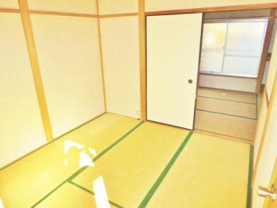 【内装】船橋町貸家