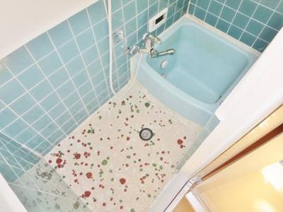 【浴室】船橋町貸家