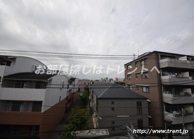 【展望】ライオンズガーデンヒルズ早稲田