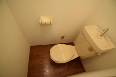 【トイレ】よすみハイム