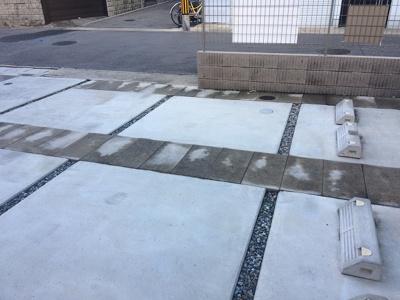 【駐車場】イル・マーレ須磨海浜公園