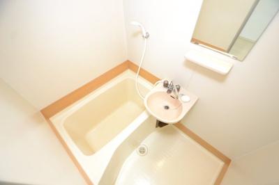 【浴室】グリーンハイツ山水B棟