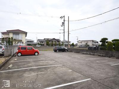 【駐車場】リバティーハイツ