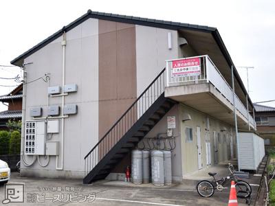 【外観】リバティーハイツ