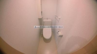 【トイレ】ラ・プランドール