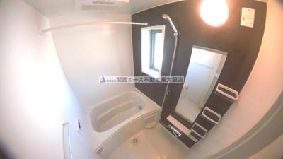 【浴室】ラ・プランドール