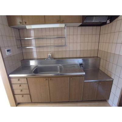 メイプル稲毛のキッチン