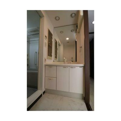 レジデンス幕張アリーナシティの洗面台