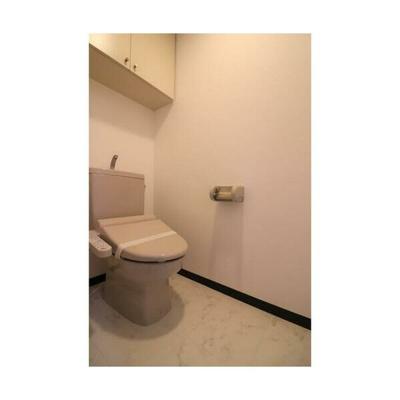 レジデンス幕張アリーナシティのトイレ
