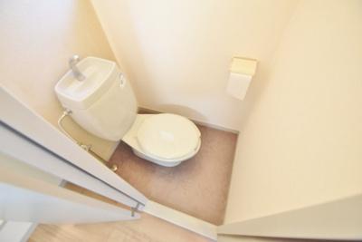 【トイレ】ハイツプレステージ