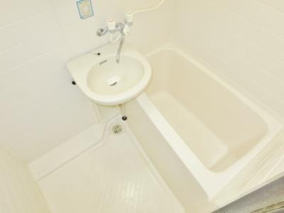 【浴室】αワンマンション