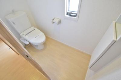 【トイレ】ウッドラーク桃山台