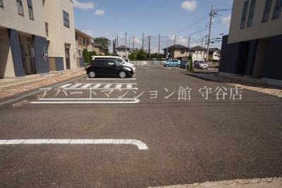 【駐車場】ノーヴァ・トワーレE