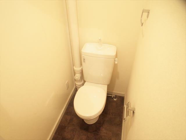 平和台ハイツ(1LDK) トイレ