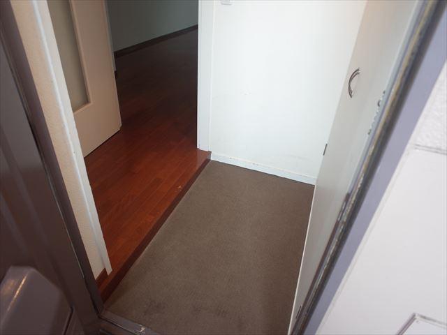 平和台ハイツ(1LDK) 玄関