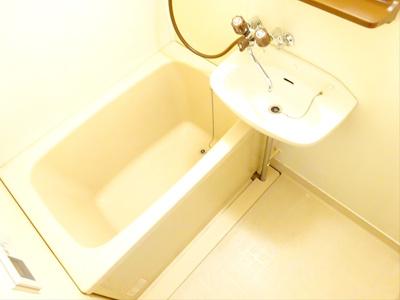 【浴室】ロジェ高井戸壱番館