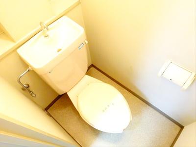 【トイレ】ロジェ高井戸壱番館