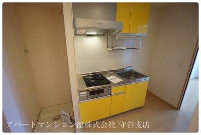 【キッチン】ドミール・ヤマキ