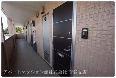 【玄関】ドミール・ヤマキ