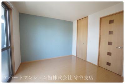 【居間・リビング】ドミール・ヤマキ