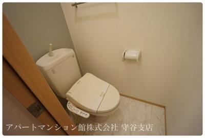 【トイレ】ドミール・ヤマキ