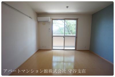 【洋室】ドミール・ヤマキ