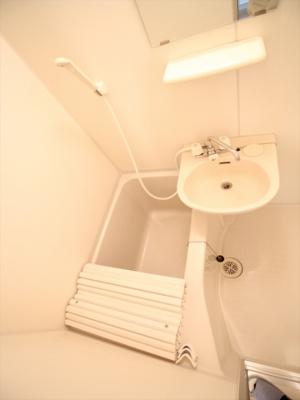 【浴室】ピア寺尾