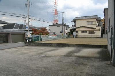 【外観】北花田町 約49坪倉・事務所