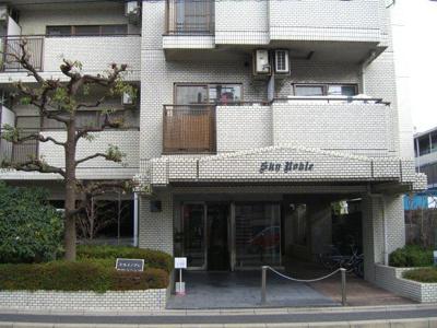 【エントランス】スカイノブレ京都四条大宮