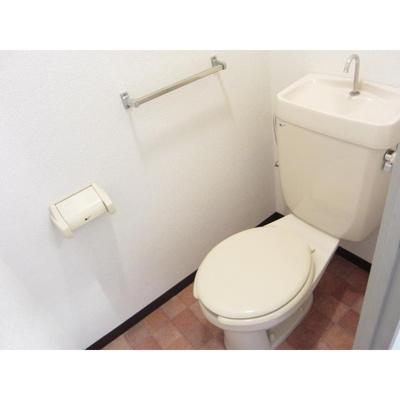 【トイレ】ニューエイト本郷第5