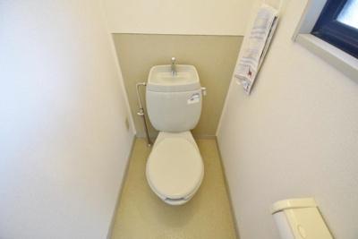 【トイレ】フラットキャッスルヒル