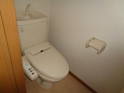 【トイレ】プラチナコート55番館