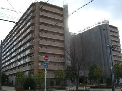 【外観】ライオンズマンション四条大宮ガーデンシティ