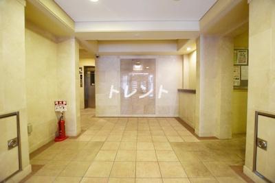 【エントランス】ジョイシティ小石川