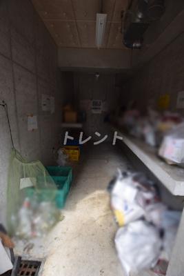 【ロビー】ルーチェ茗荷谷