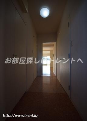 【玄関】ルーチェ茗荷谷