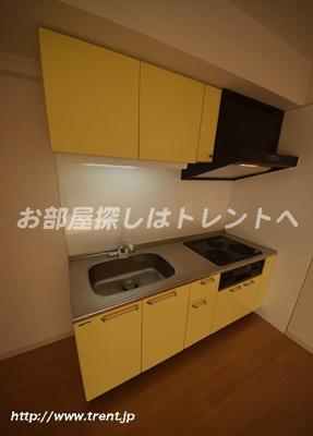 【キッチン】ルーチェ茗荷谷