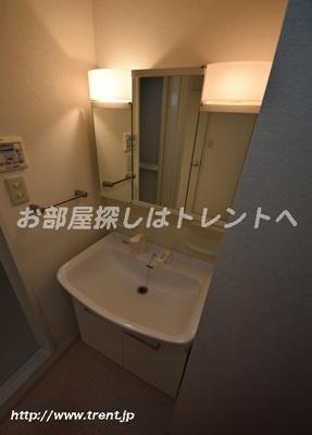【独立洗面台】ルーチェ茗荷谷